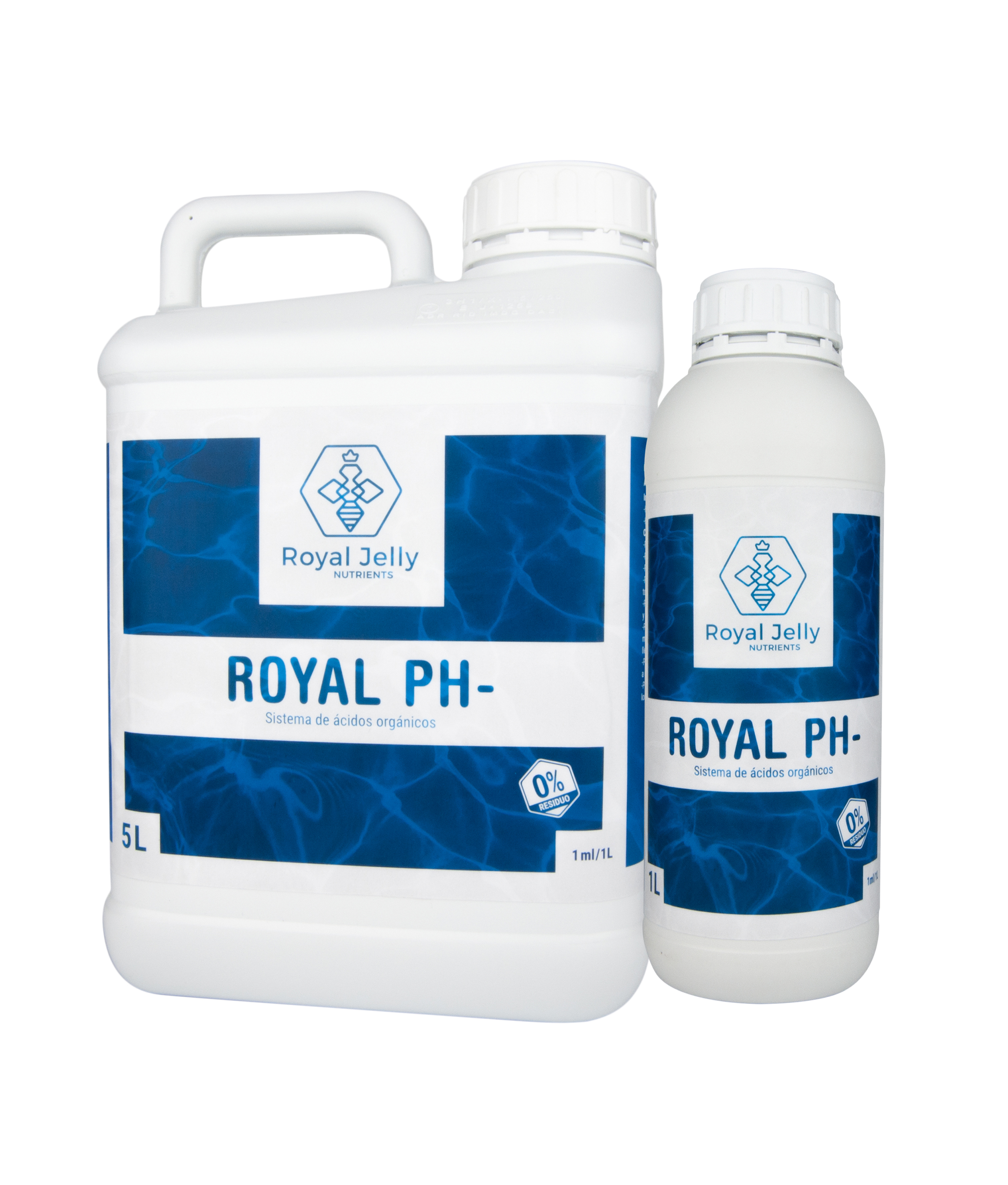 royal PH bodegó proba