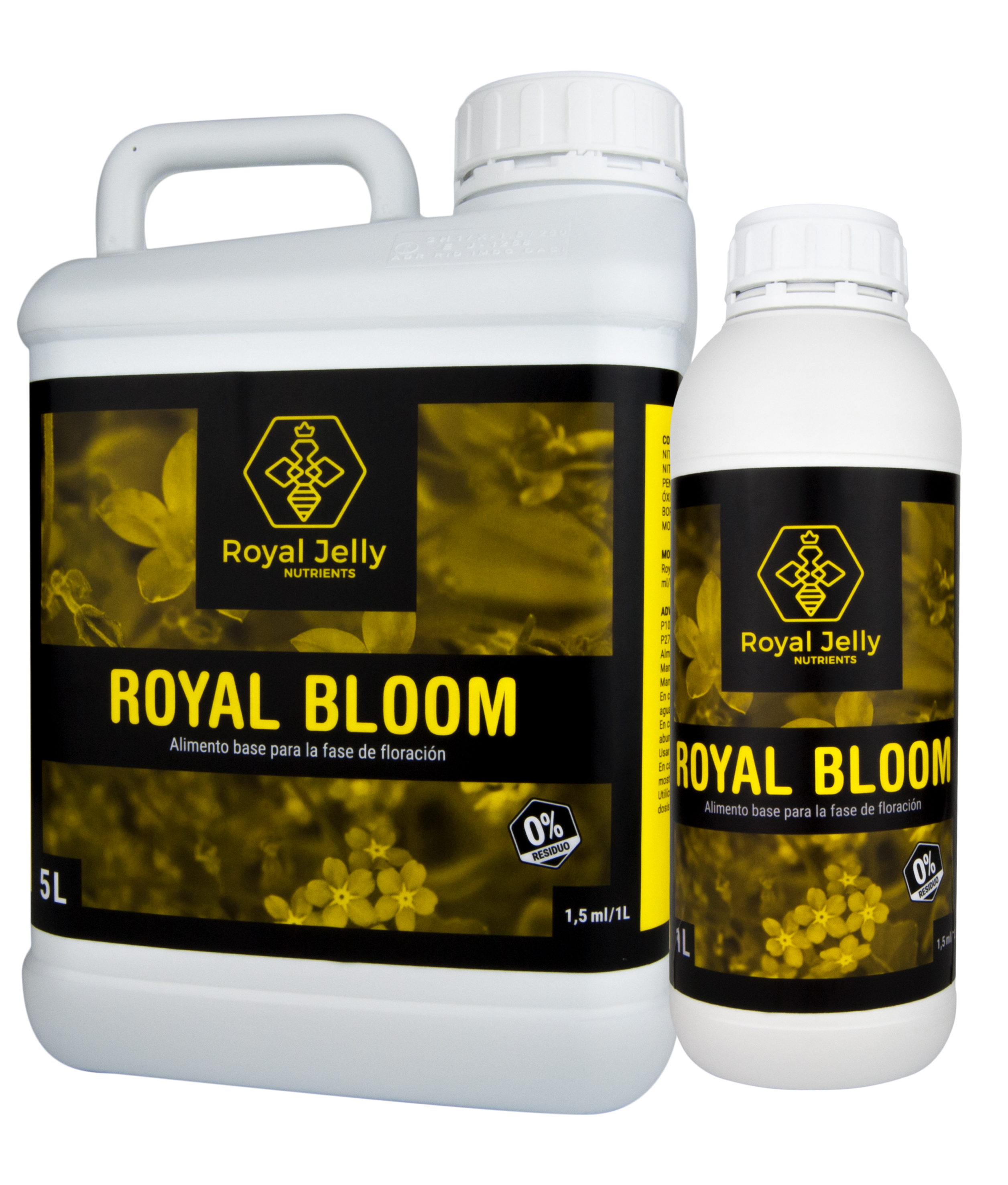 royal bloom bodegó