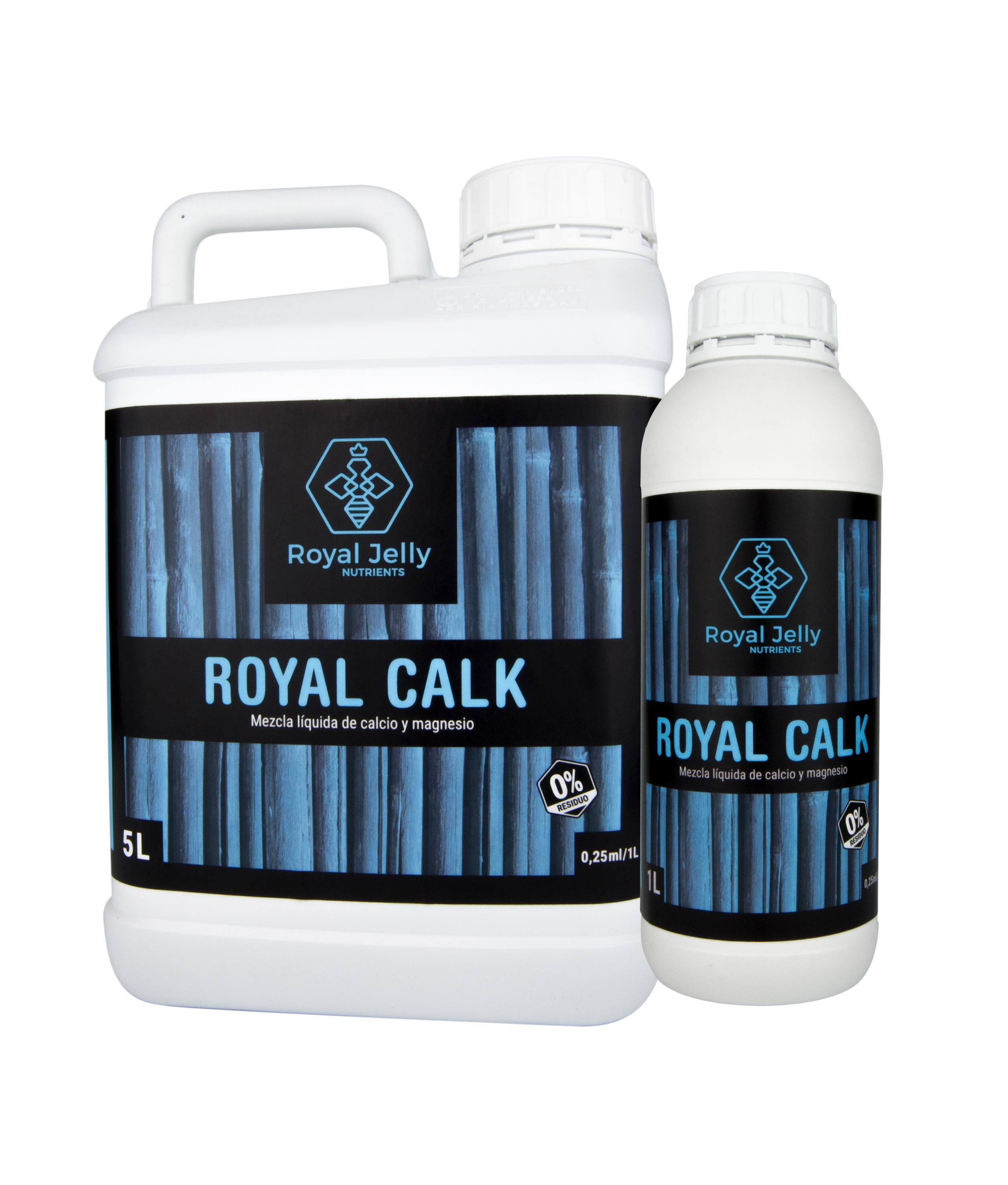 royal calk proba