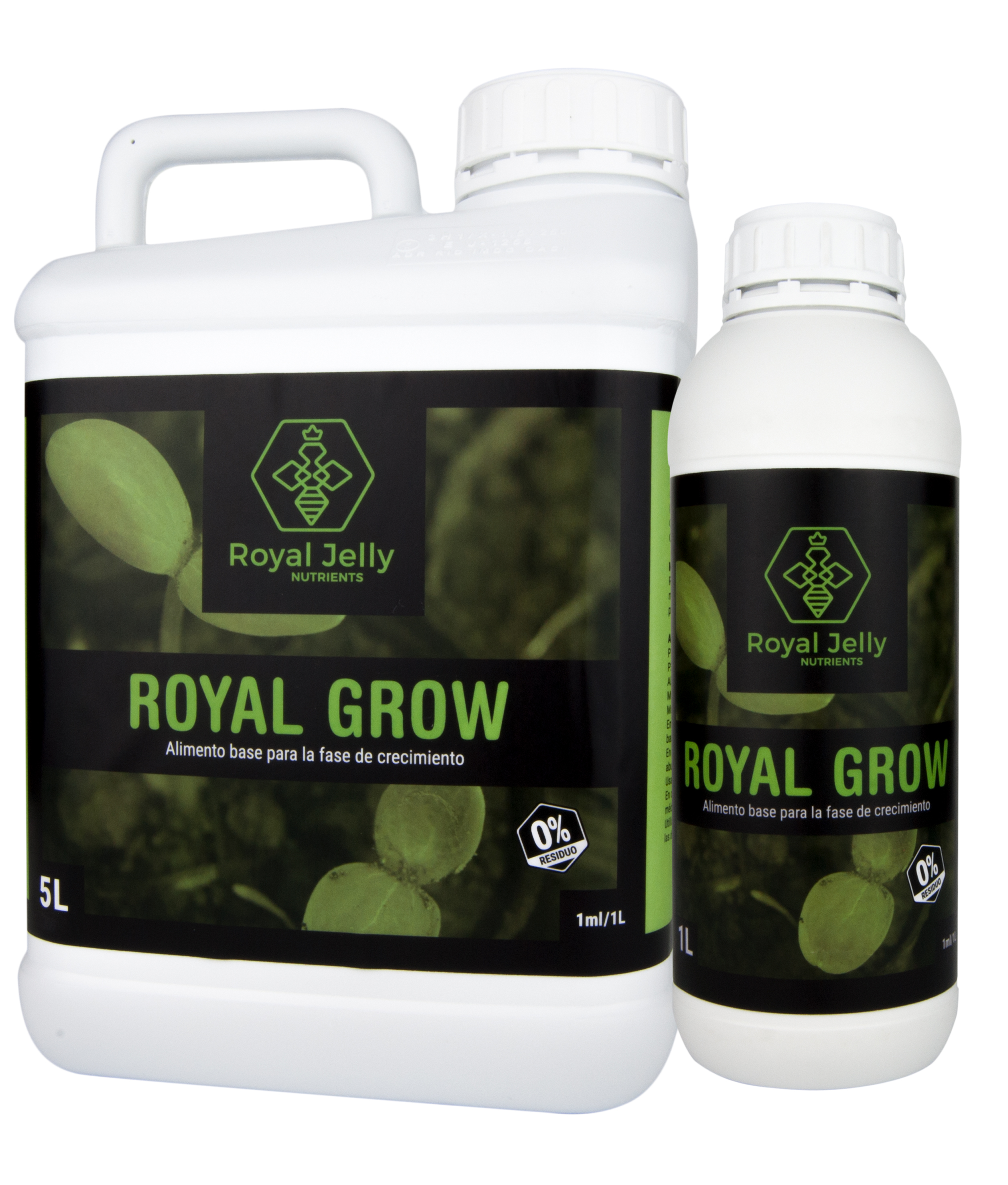royal grow bodegó
