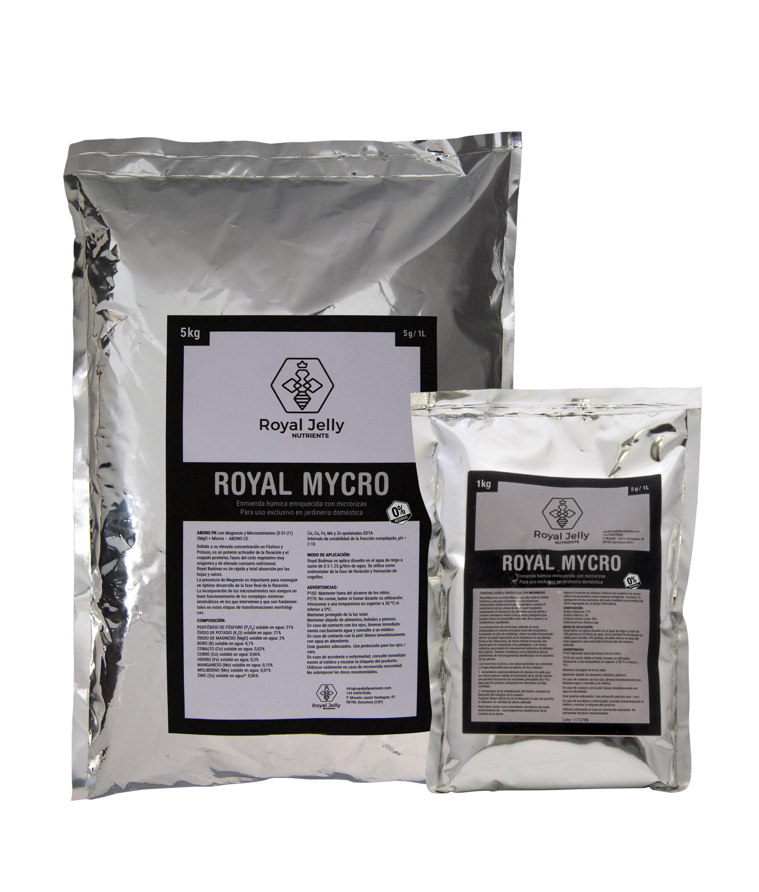 royal mycro bodegó proba