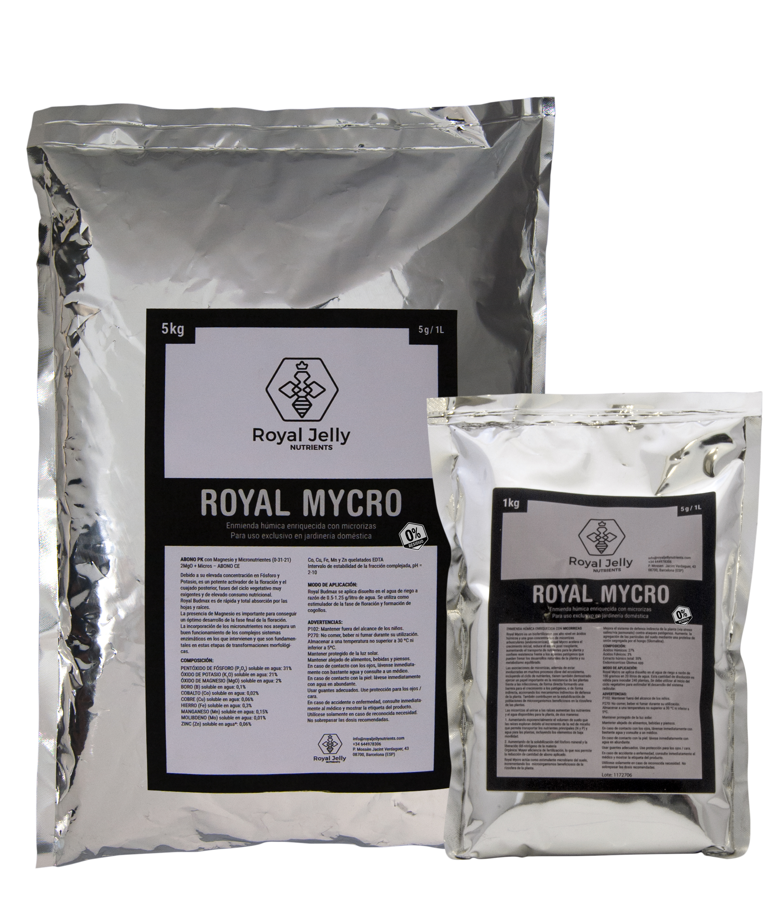 Royal mycro bodegó