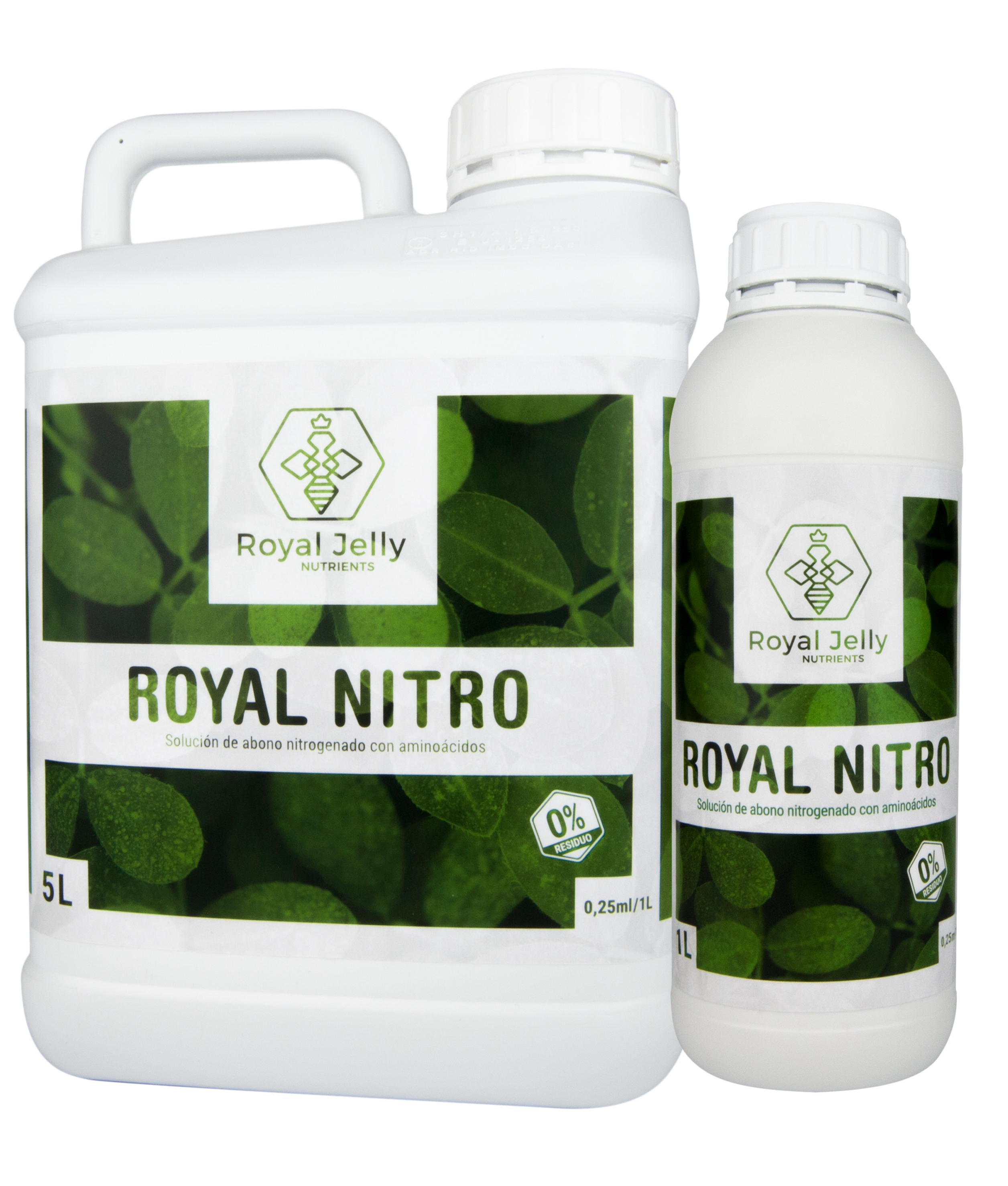 royal nitro bodegó
